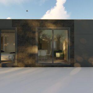 Prodaja mobilnih kućica i najam parcela u kampu Mali, Drage