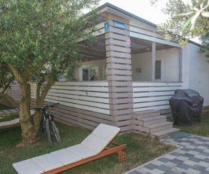 Prodaja mobilnih kućica u kampovima